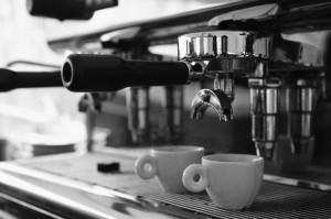 Cups Under Espresso Machine Portafilter