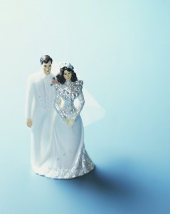 Husband and Wife Figurines