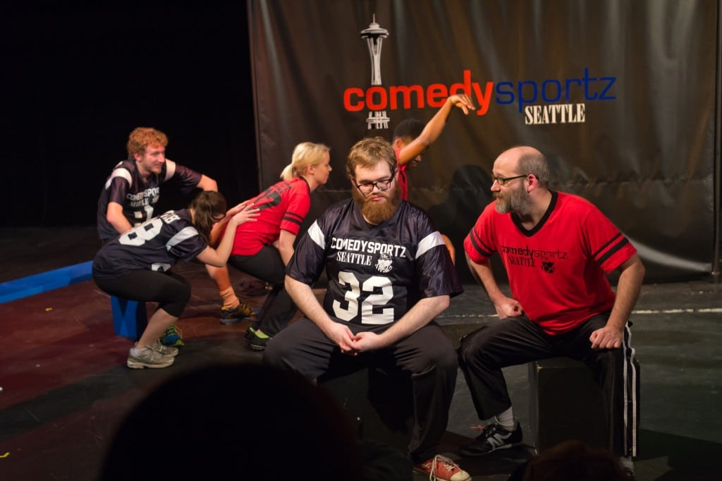 Photo courtesy of Comedy Sportz